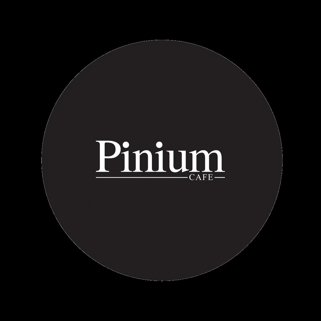 Pinium Cafe Logo